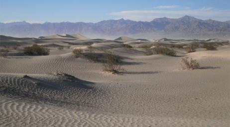 Mesquite Flat Sand Dunes CA