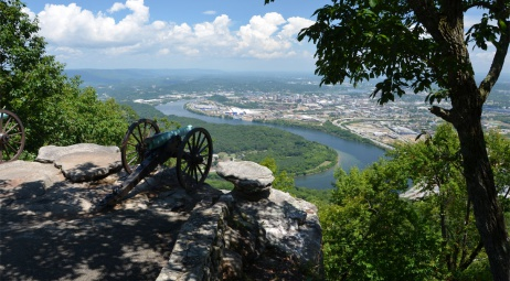 Chattanooga TN, Lookout Mountains