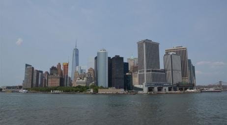 Skyline - Ferry retour de Staten Island