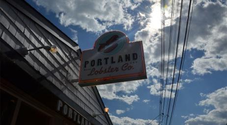 Portland ME, pays du Lobster