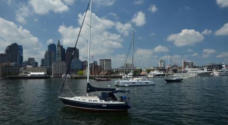 Port de Boston MA