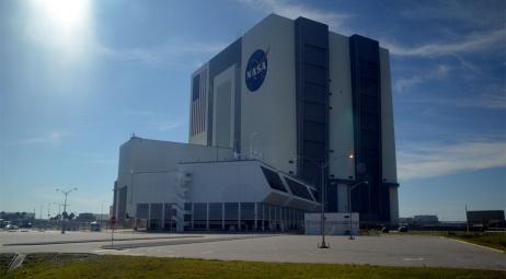 NASA, base de lancement