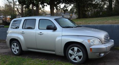 notre voiture américaine - Chevrolet HHR
