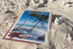 postcard keywest