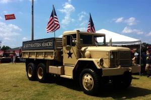 camion armée américaine