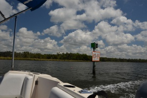 Crystal River Manatee Zone