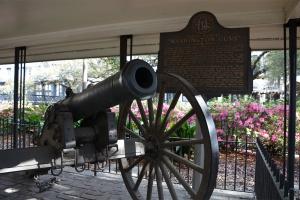 Savannah St Patrick - balade dans la ville le matin