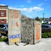 Portland, mur de Berlin