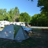 Acadia, Hadley's Point Campground