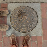 Boston, on the Freedom Trail