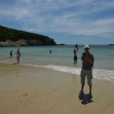 Acadia, Sand Beach