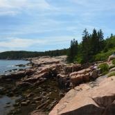 Acadia, Ocean Trail