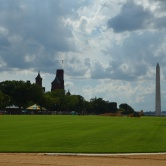 Washington D.C., Washington Monument au loin