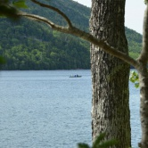 Acadia, Lac Jordan Pond