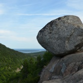 Acadia, Bubble Rock Trail