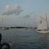 Boston, un soir sur le quai